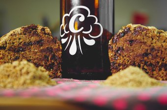 Chocolate Chip Winter Warmer Beer Bread