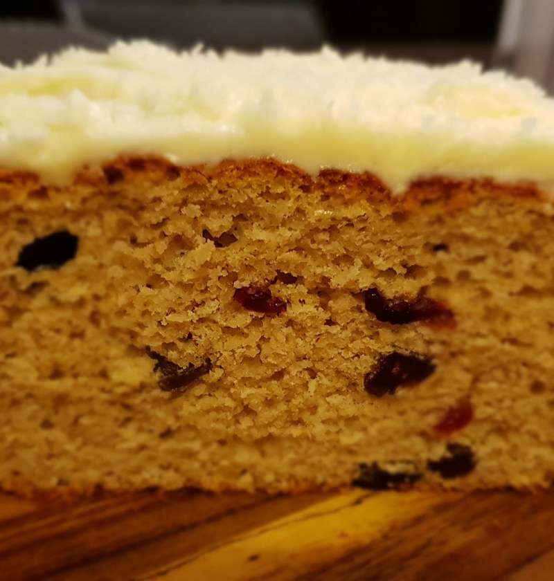 sally lun with sultanas & cranberries 2