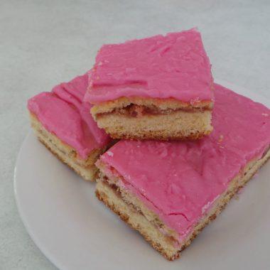 raspberry slice