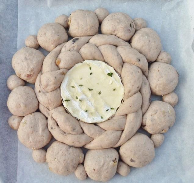 a rising dough!