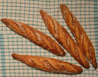 Baguettes: fuller scoring!