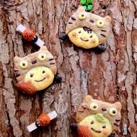 the secret peanut butter cookies 香脆花生酱曲奇的秘密 ( ॣ•͈૦•͈ ॣ)