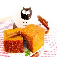 gula melaka butter cake ~ highly recommended 马六甲椰糖黄油蛋糕 ~强推