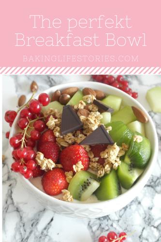 Die perfekte Frühstücks-Bowl - jetzt auf Bakinglifestories.com