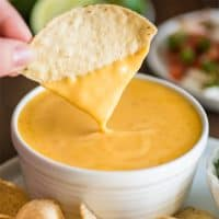 Quick and Easy Nacho Cheese Recipe