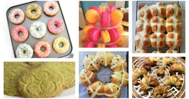 Perfecting Patisserie April 2016 and March Roundup
