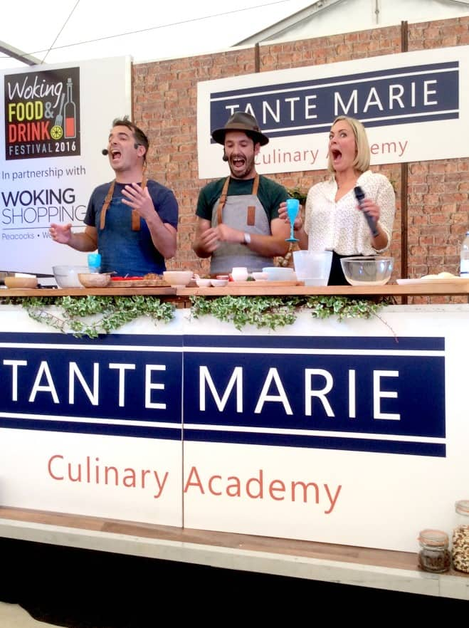 Woking Food and Drink Festival 2016