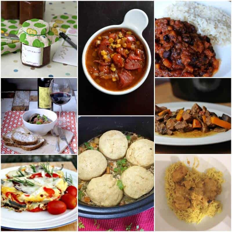Slow Cooked Challenge September 2016 entries