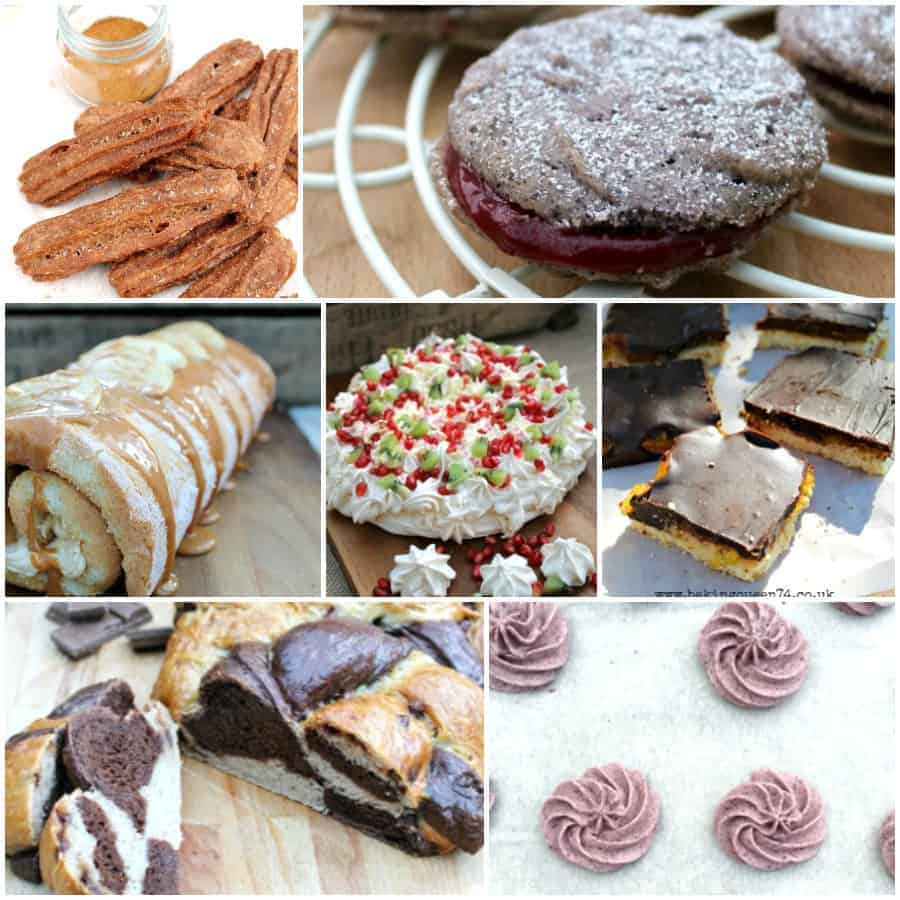 2016 GBBO Bakes in Review