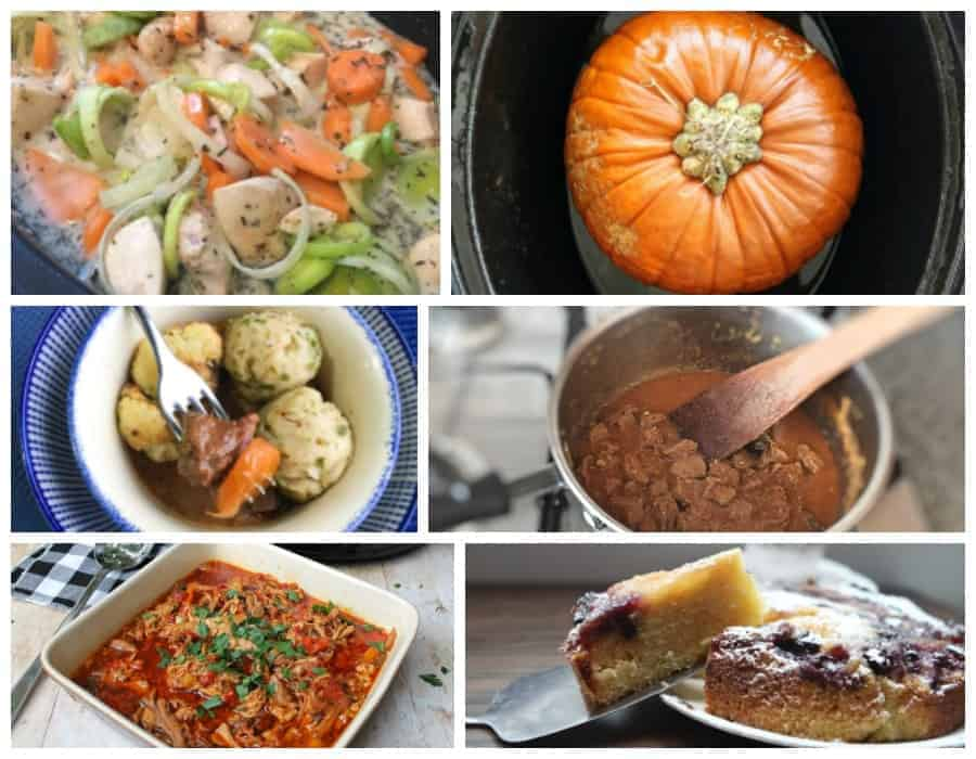 6 Warming Slow Cooked Recipes #SlowCookedChallenge