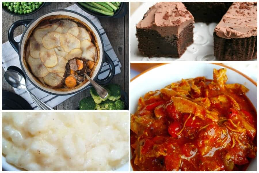 January Slow Cooked Challenge and 4 Slow Cooked Winter Warmers