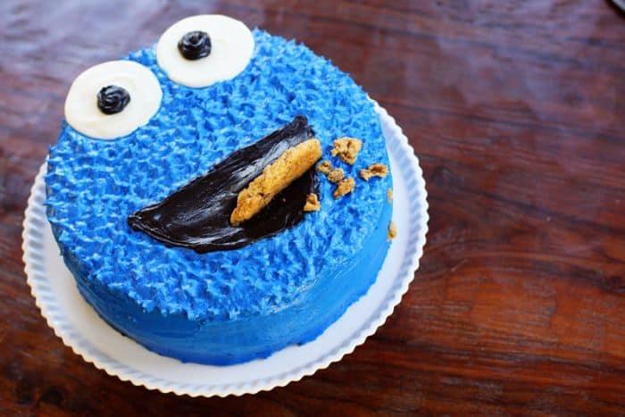 Simple Cake Designs For Boys 1st Birthday