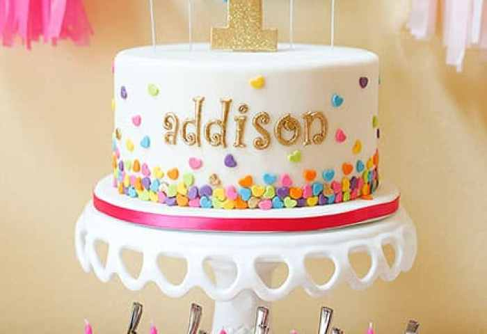 The Ultimate List Of 1st Birthday Cake Ideas Baking Smarter
