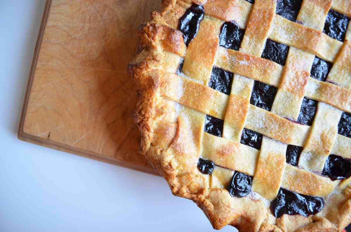 Cherry Pie   Baking With Aimee