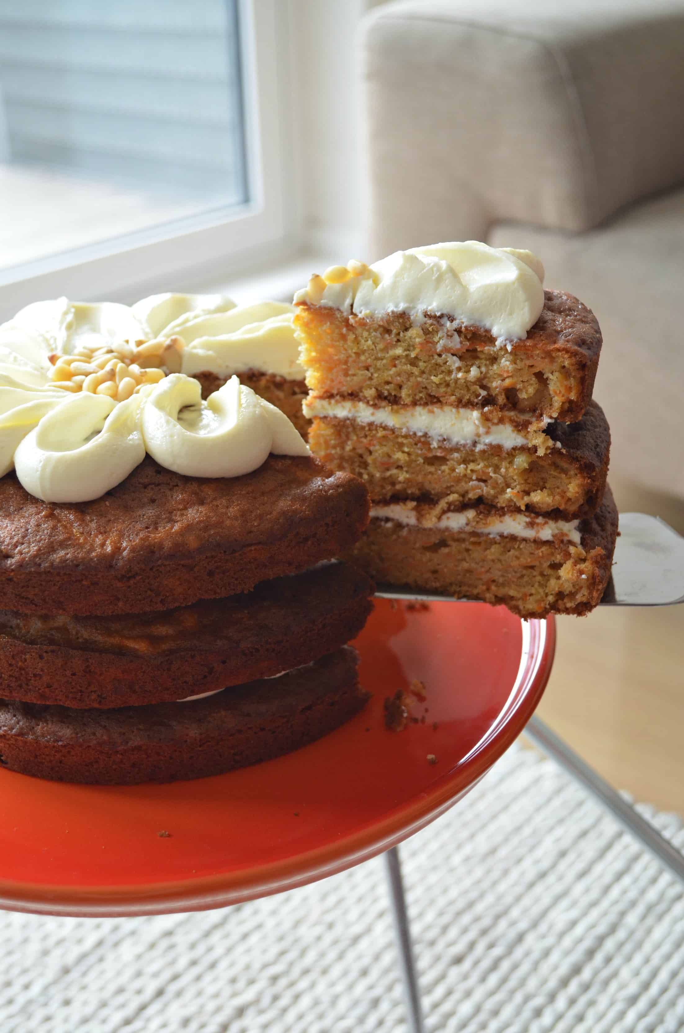 The Ultimate Carrot Cake Baking With Aimee