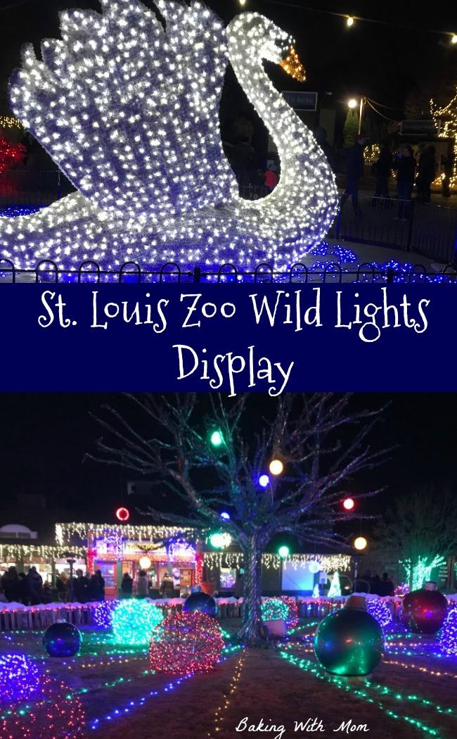Zoo Lights St Louis