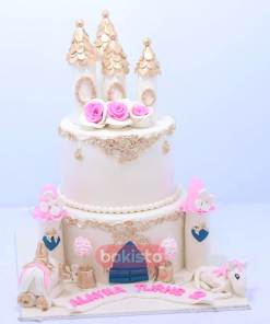 Sensational Girls Birthday Cakes Bakisto The Cake Company In Lahore Funny Birthday Cards Online Eattedamsfinfo