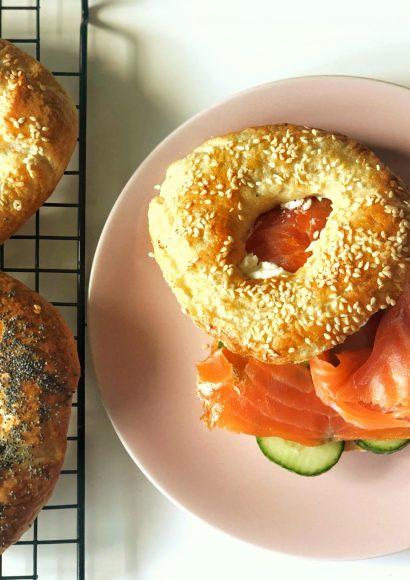 Thumbnail for Sesambagels