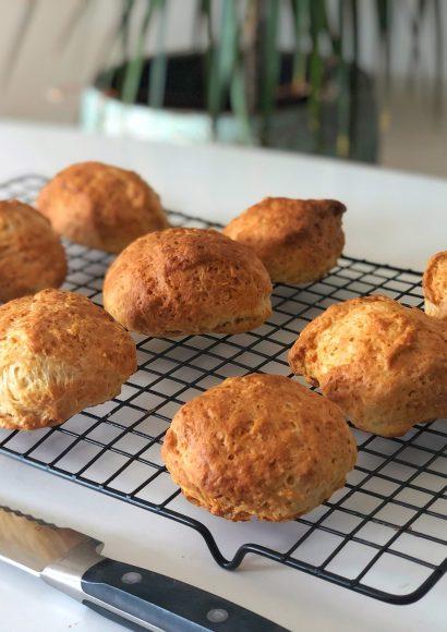 Thumbnail for Lactosevrije Kwarkbroodjes