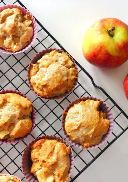 Thumbnail for Appel – Yoghurt Muffins