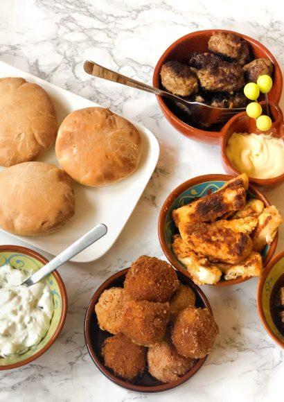 Thumbnail for Griekse Mezedes