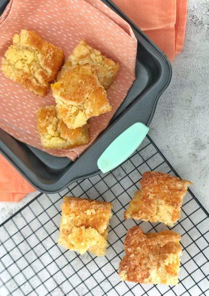 Thumbnail for Custard Crumble Cake – Cake met custard poeder