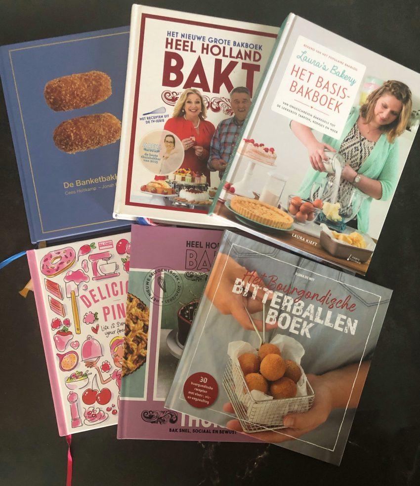 Mijn favoriete kookboeken