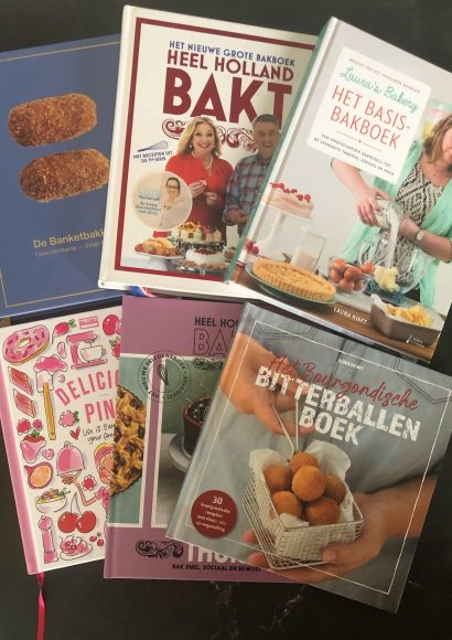 Thumbnail for Mijn favoriete kookboeken en bakboeken – 6 tips