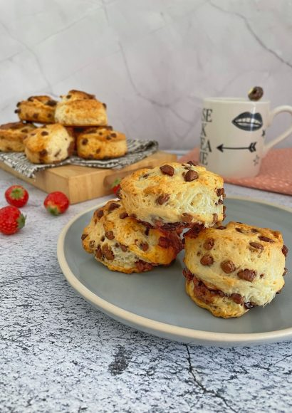 Thumbnail for Chocolade Scones