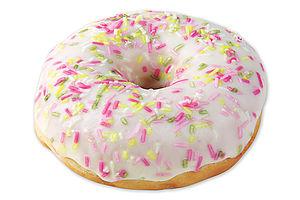 donut confetti