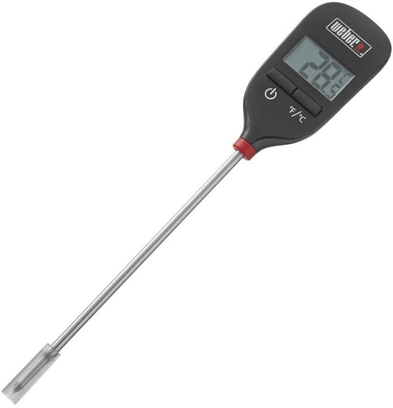 Weber Digitale thermometer