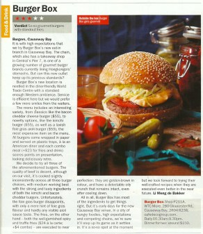 Time Out - 129 - Burger Box Review