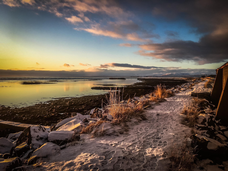 winter-seashore