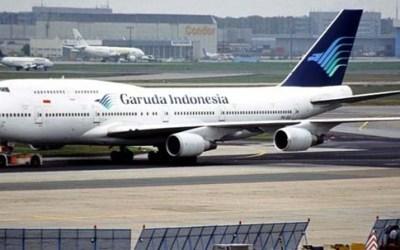 Jakarta-Nagoya Garuda Indonesia