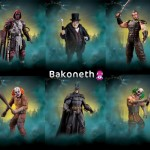 Batman Arkham City Action Figure