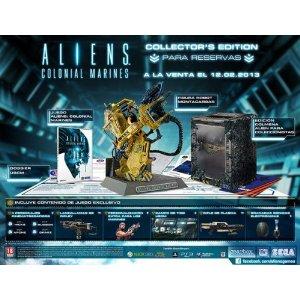 Aliens Colonial Marines - Collector's Edition