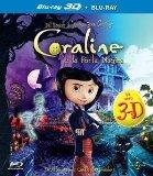 Los Mundos de Coraline (3D+2D) Blu-ray