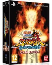 Naruto Shippuden Ultimate Ninja Storm Generations Card Edition Xbox 360
