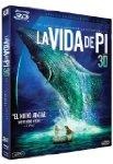 La Vida De Pi (Blu-ray 3D + Blu-ray
