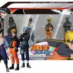 Naruto Storm 3: Ultimate Ninja Kit y Naruto Ultimate Figurines + Card Pack