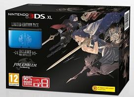 Nintendo 3DS - Consola XL + Fire Emblem Awakening Edición Especial