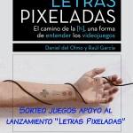 CONCURSO apoyo a LETRAS PIXELADAS, «El Camino de la [h], una forma de entender los videojuegos»
