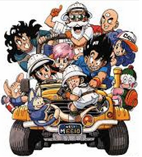 dragon ball car bakoneth