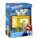 Yahtzee Super Mario Nintendo Game