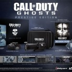 Call Of Duty: Ghosts + Prestige y Hardened Edition