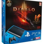 PlayStation 3 500 GB + Diablo III + The Last Of Us
