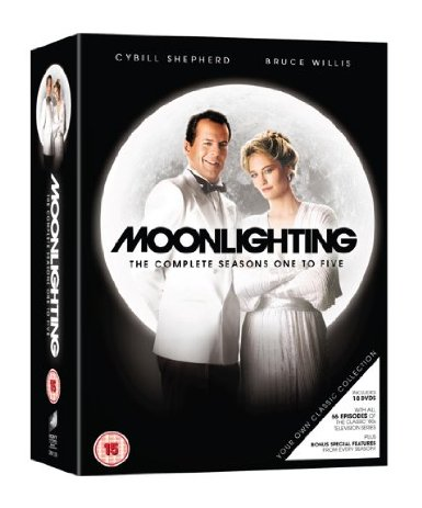 Luz de Luna Moonlighting - The Complete Seasons_bakoneth