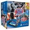 PlayStation Vita - Consola + Action Mega Pack + Tarjeta De Memoria, 8 GB