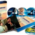 Star Wars Saga Completa Blu-ray