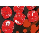 Zombicide - Dados Rojos